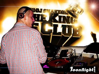 Photos Space Club Samedi 19 janvier 2008