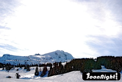 Photos Super Devoluy Samedi 10 janvier 2009