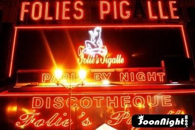 Folie's Pigalle - Mercredi 20 mai 2009 - Photo 1