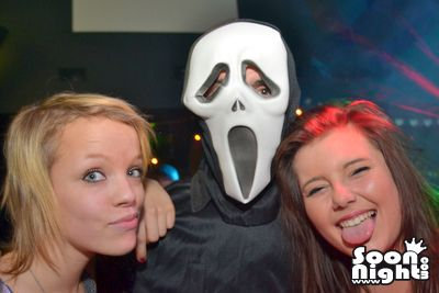 Strass Club - Mercredi 31 octobre 2012 - Photo 12