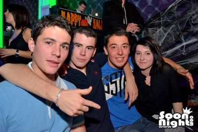 Strass Club - Mercredi 31 octobre 2012 - Photo 3
