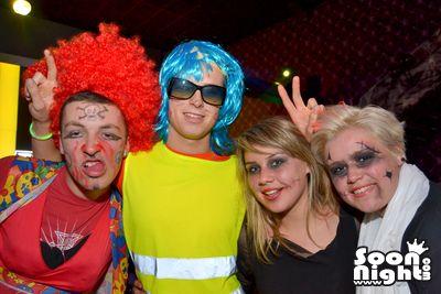 Strass Club - Mercredi 31 octobre 2012 - Photo 9