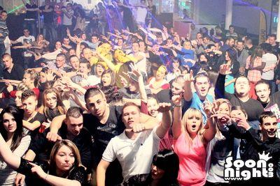 Photos Arena Club Samedi 02 mars 2013