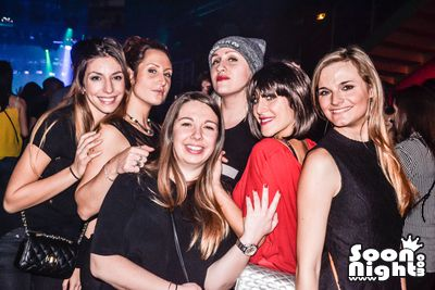 Photos La Machine Du Moulin Rouge Samedi 09 janvier 2016