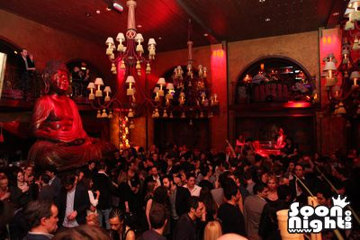 Photos Buddha Bar Vendredi 01 avril 2016