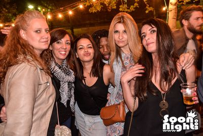 Photos Café Barge Mercredi 04 mai 2016