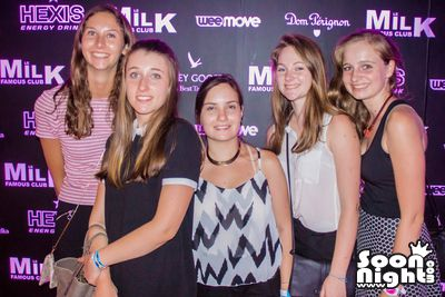 Photos Milk Famous Club Mardi 05 juillet 2016