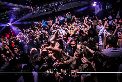 Photos Loft Club Lundi 31 octobre 2016