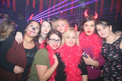 Mad Club - Lundi 31 octobre 2016 - Photo 4