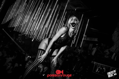 Poisson Rouge Club - Mardi 31 octobre 2017 - Photo 4