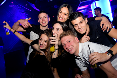 Glam Club - Samedi 31 mars 2018 - Photo 12
