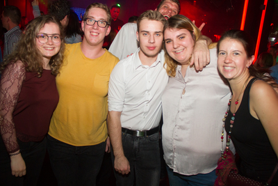 Photos Club Manhattan Mercredi 09 mai 2018