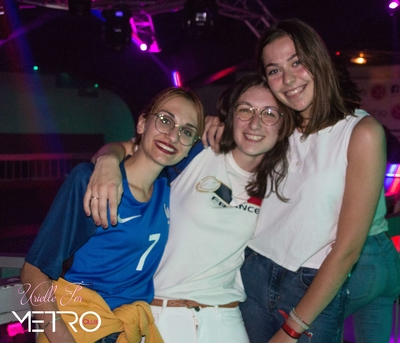 Metro Club - Vendredi 06 juillet 2018 - Photo 7