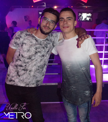Metro Club - Vendredi 13 juillet 2018 - Photo 12