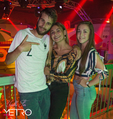 Metro Club - Vendredi 20 juillet 2018 - Photo 12