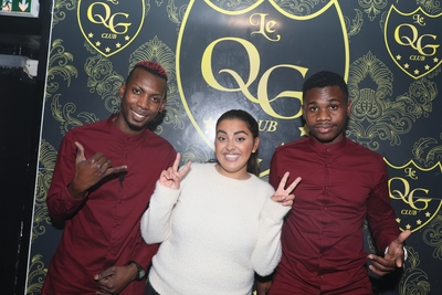 Qg Club - Vendredi 07 decembre 2018 - Photo 12