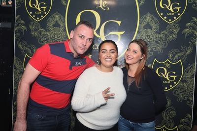Qg Club - Vendredi 07 decembre 2018 - Photo 10