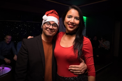Photos Vendôme Club Paris Jeudi 20 decembre 2018
