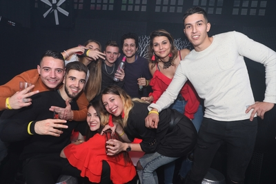 Qg Club - Vendredi 28 decembre 2018 - Photo 2