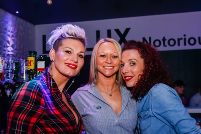 Photos Le Lux Notorious Club Vendredi 08 fevrier 2019