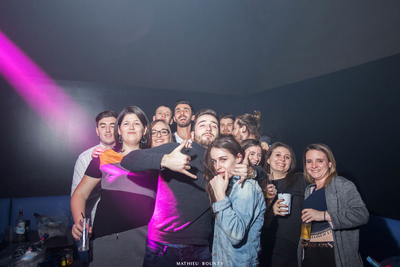 The Place Club - Samedi 09 fevrier 2019 - Photo 12