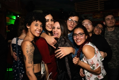Photos Latina Café Samedi 16 mars 2019