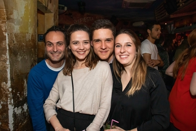 Photos Latina Café Samedi 23 mars 2019