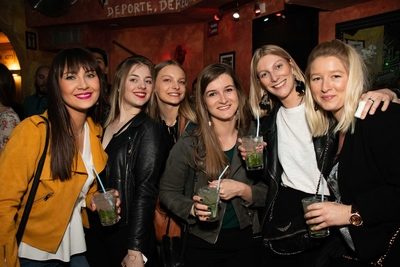 Photos Latina Café Samedi 20 avril 2019