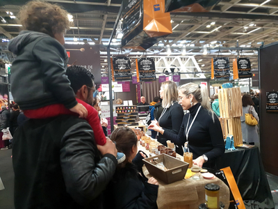 Paris Expo Porte De Versailles - Mercredi 30 octobre 2019 - Photo 16