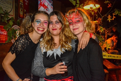 Elephant Bar Pub - Jeudi 31 octobre 2019 - Photo 3