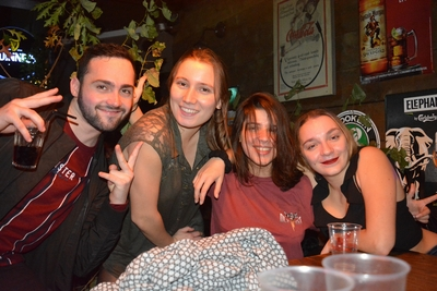 Elephant Bar Pub - Jeudi 31 octobre 2019 - Photo 6
