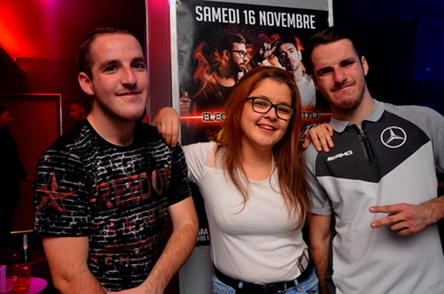 Photos Cara Club Vendredi 08 Novembre 2019