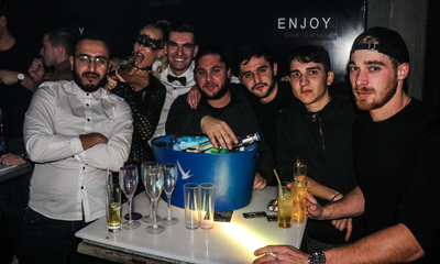 L'enjoy Club Corte - Mardi 10 decembre 2019 - Photo 7