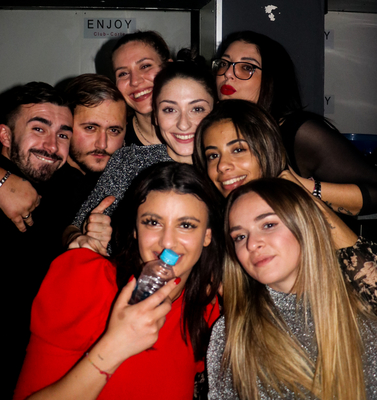 L'enjoy Club Corte - Mardi 10 decembre 2019 - Photo 8