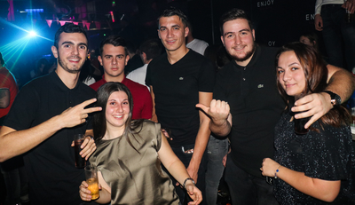 L'enjoy Club Corte - Mardi 10 decembre 2019 - Photo 9