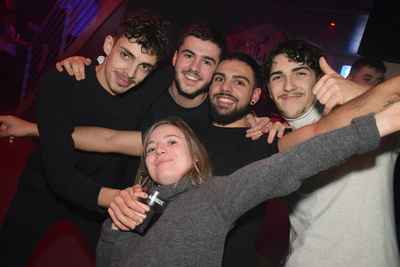 Ten Club - Vendredi 03 janvier 2020 - Photo 7